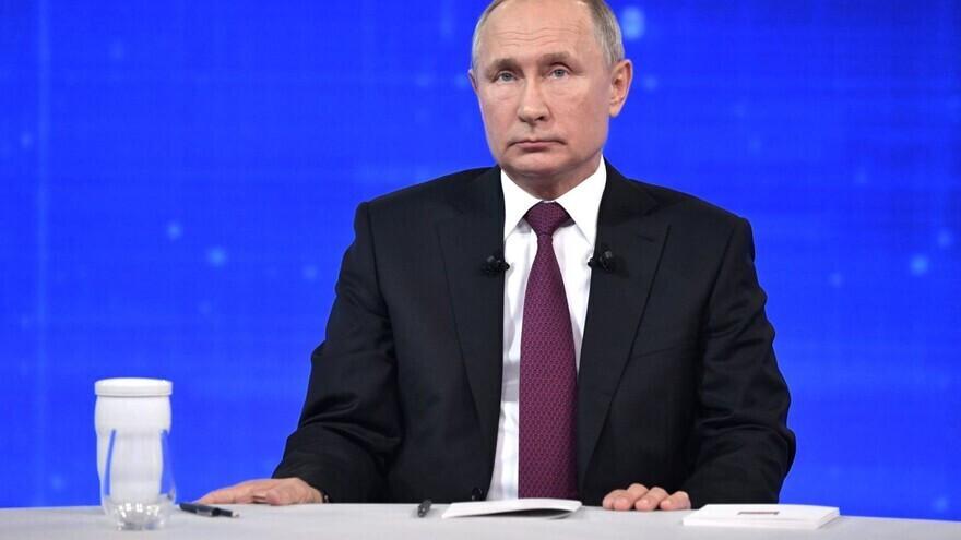 Путин: прошу ускорить создание системы мониторинга за состоянием многолетней мерзлоты