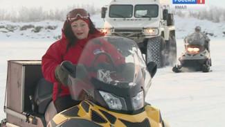 Арктический патруль с Евгенией Любимской. Выпуск седьмой