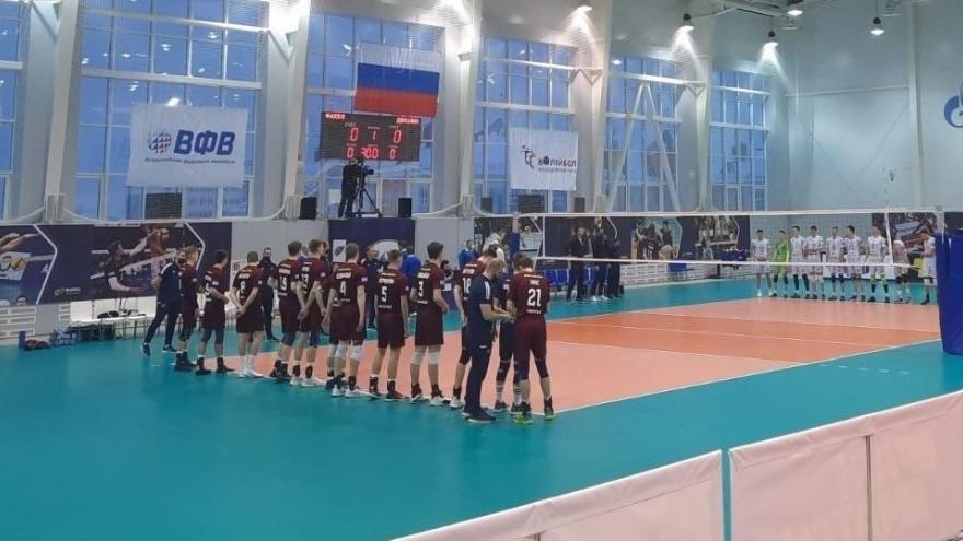 В Лабытнанги продолжаются волейбольные баталии финала молодёжного чемпионата России