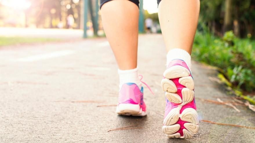 6 советов в ходьбе, чтобы похудеть