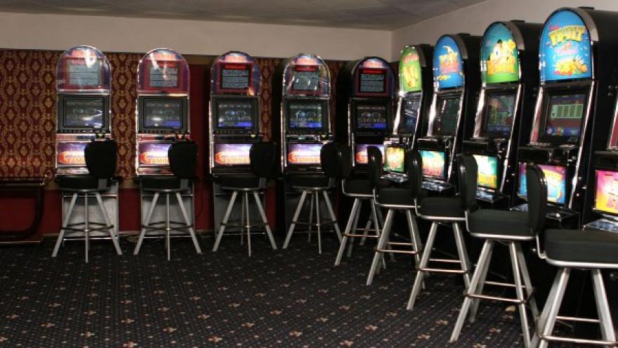 На Ямале уничтожат 12 игровых автоматов