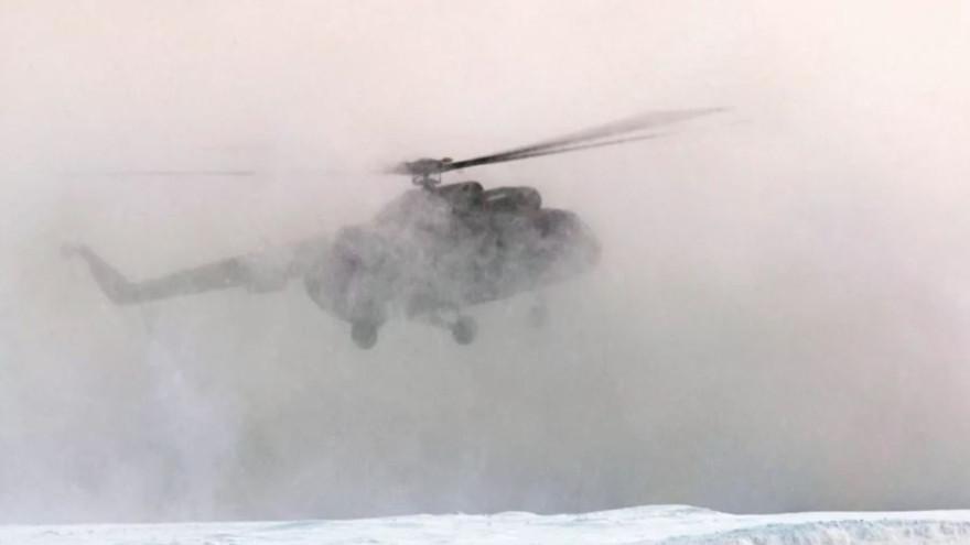 Из-за метели в Салехарде задержали рейс авиакомпании «Ямал»
