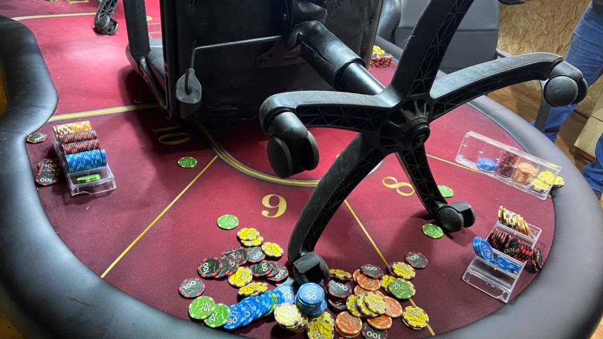 На Ямале прикрыли подпольное казино и «взяли» организаторов ФОТО