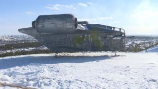 Житель Якутии создал копию космического корабля из «Звездных войн»