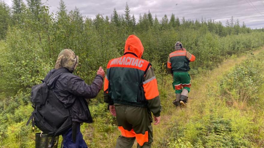 Потерялся в лесу: на Ямале спасатели несколько часов искали грибника
