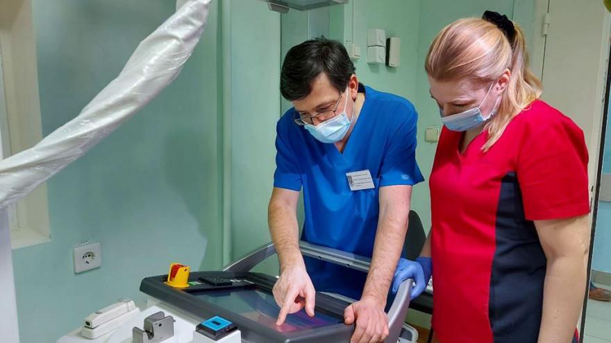 Больницы Ямала получили крупную партию мобильных рентген-аппаратов