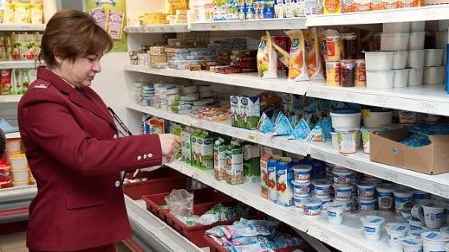 В ЯНАО усилят контроль за качеством продуктов для школ, детских садов и учреждений общепита
