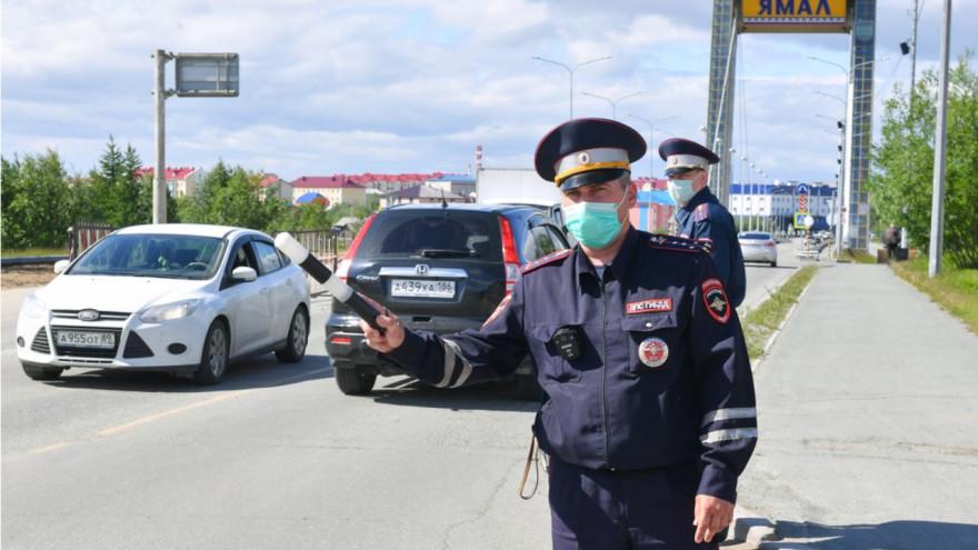 Дмитрий Артюхов: «Ваша служба - гарант безопасности на дорогах Ямала»