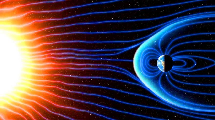 Необычные пятна на Солнце могут спровоцировать магнитную бурю