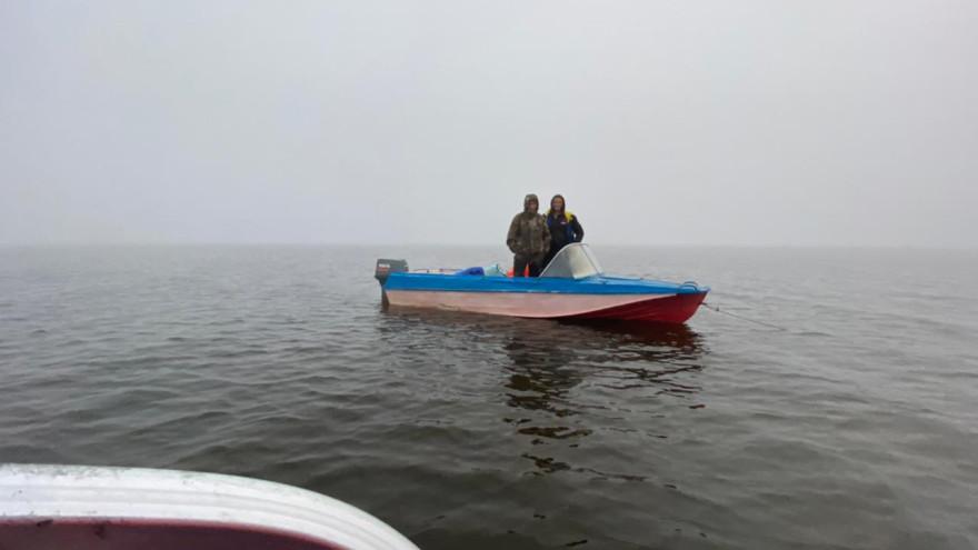 Потерялись в тумане: на Ямале искали путешественников на лодке