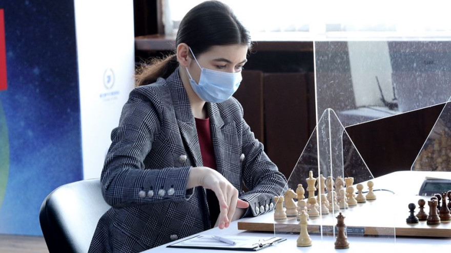 Александра Горячкина стала лучшей среди советских и российских шахматисток