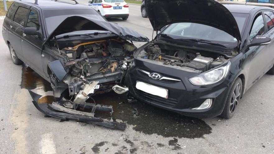 Вылетел, как сумасшедший: ДТП на пустой дороге произошло в Надыме