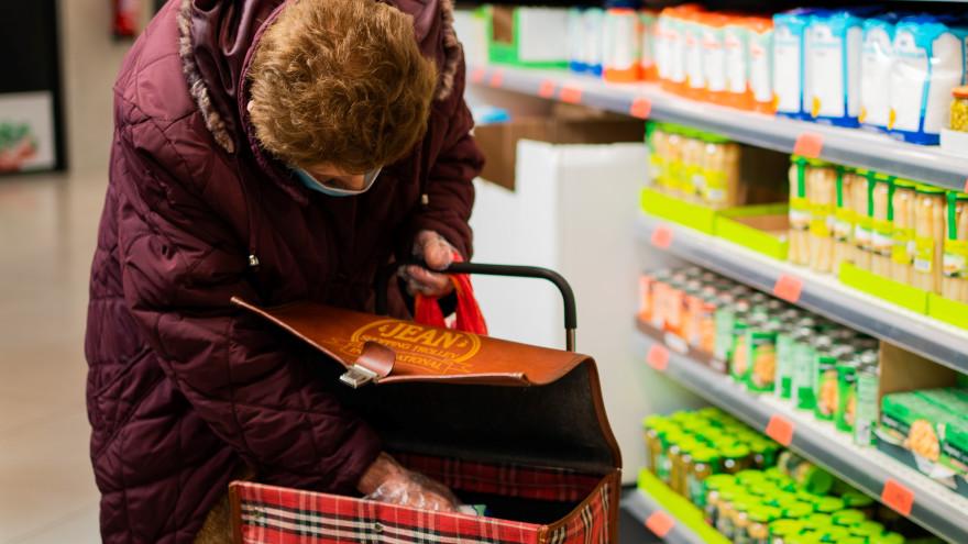 Мишустин назвал жадность одной из главных причин роста цен на продукты в стране