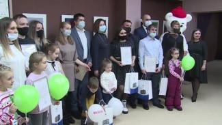 Ещё девять молодых семей Салехарда стали счастливыми обладателями жилищных сертификатов