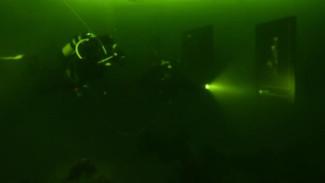 Вместо входного билета — акваланг: в Карелии открылась первая в мире подледная фотовыставка