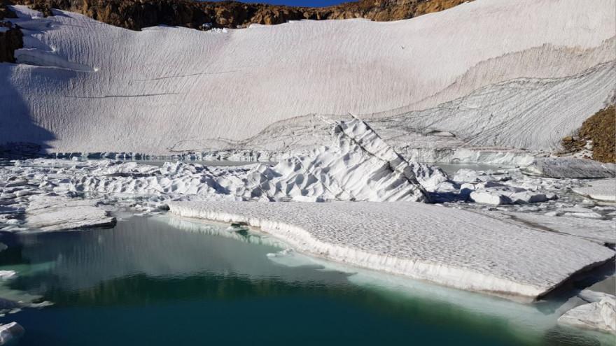В ЯНАО впервые пройдет массовое восхождение на Ледник Романтиков