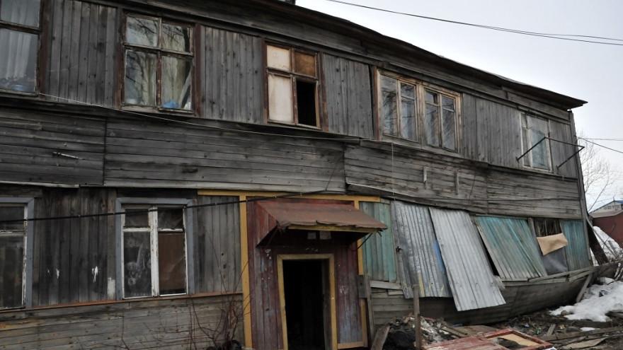 В Лабытнанги прокуратура через суд обязала местную администрацию расселить аварийный дом