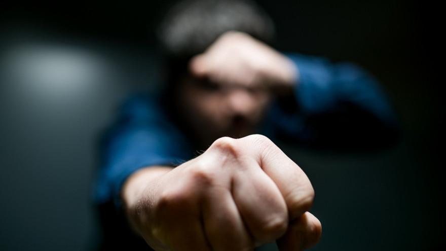 Бил кулаками и ногой по голове: на Ямале пьяный дебошир напал на трёх полицейских