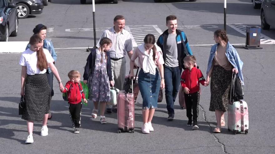 Владимир Путин пообщался по телефону с семьей Гавриленко из Надыма