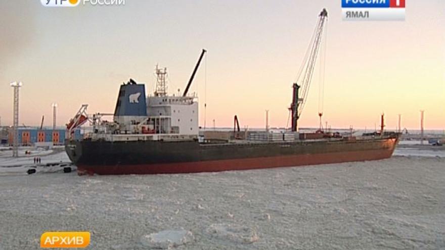 Для проекта «Ямал СПГ» строят пятнадцать танкеров-ледоколов