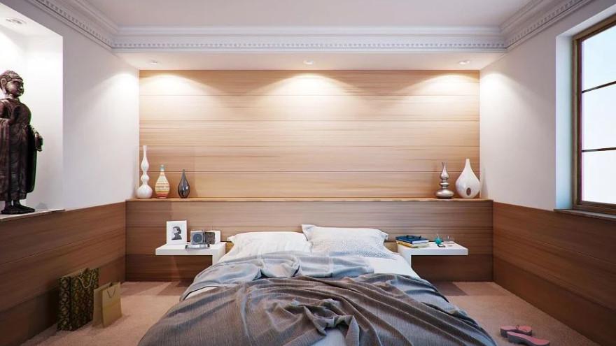 Какие цвета должны присутствовать в спальне для качественного сна
