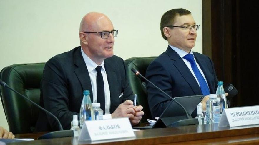 Владимир Якушев: реальный сектор экономики заинтересован в деятельности НОЦ