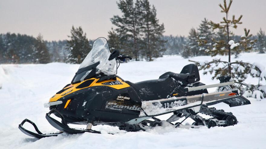 Выехал на снегоходе и пропал: ямалспасовцы отправились на поиски