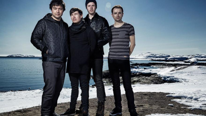 Гимн Арктических Зимних игр исполнят «Мелкие гиганты»