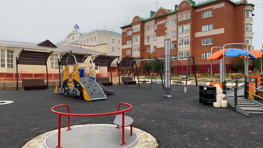 Игровой планетарий, батуты, замок: какими будут новые детские площадки в Салехарде