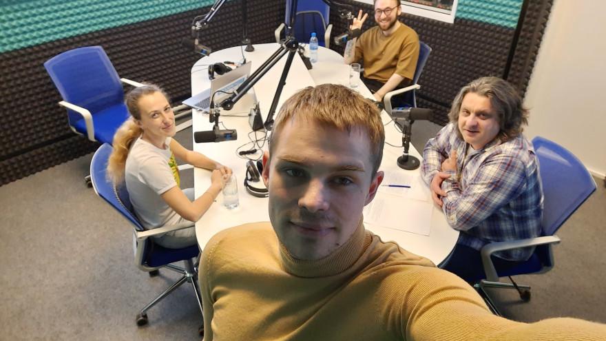 Радиопроект «67 Параллель»: «Библиотеки Ямала: планшет или переплет?»