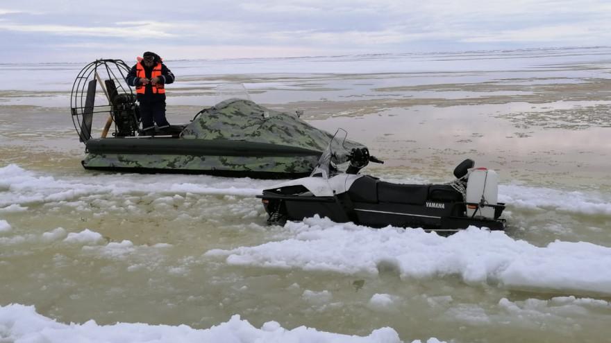 На Ямале в ледовый плен попали 11 человек, в числе которых 3 ребенка
