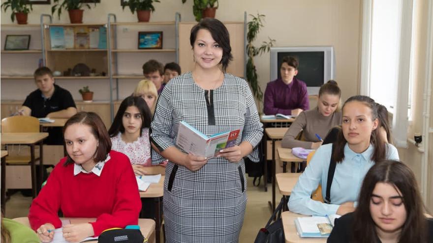 Лучшие учителя Ямала получат 100 тысяч рублей