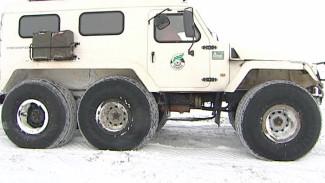 Две тысячи километров по бездорожью: «Арктический патруль» на Карском море