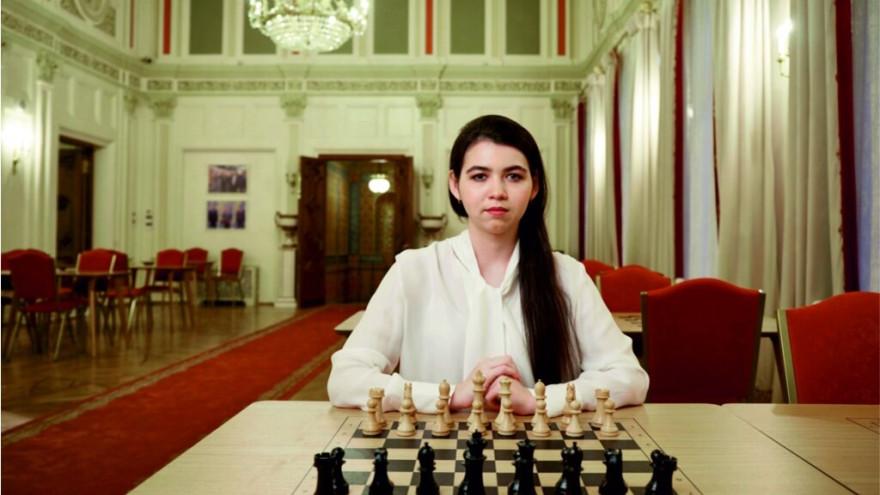 Ямальская шахматистка Александра Горячкина получила государственную награду