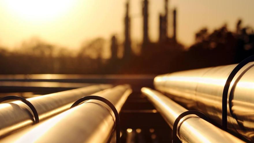 На Еты-Пуровском месторождении произошел порыв нефтепровода с возгоранием