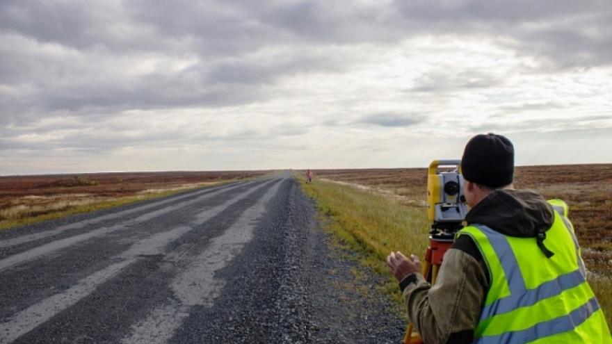 Насколько за это лето продвинется строительство долгожданной дороги Салехард – Надым