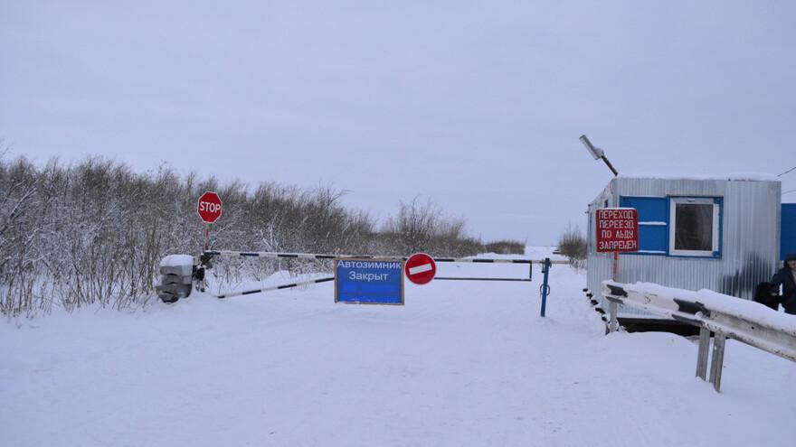 Дороги нет: до следующего сезона на Ямале закрывают один из зимников