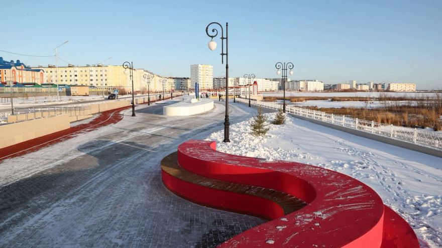 На Ямале стало больше городов с благоприятной средой