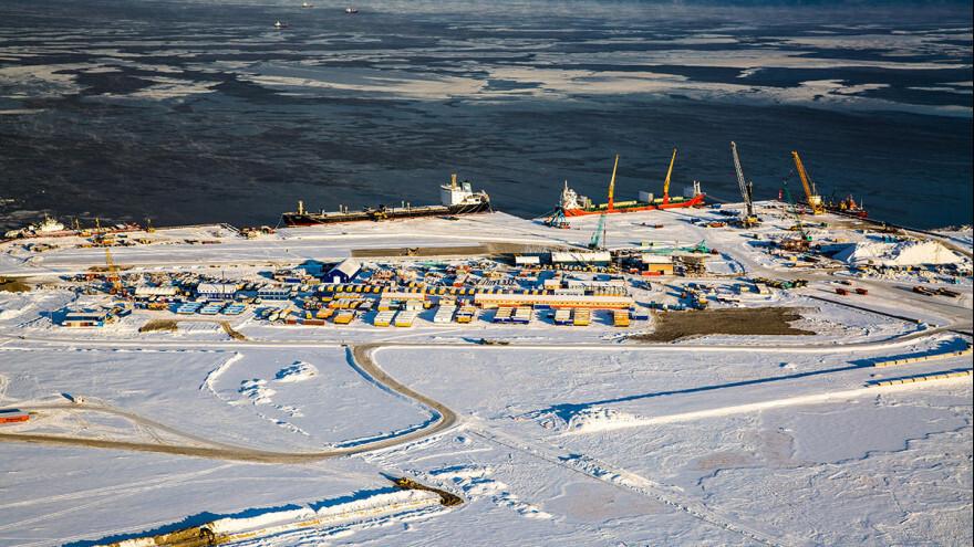В порту Сабетта будут усилены ледовые ограничения