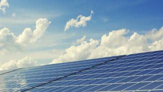 Заменим солнце на фотоэлемент и скажем нет дизельному топливу