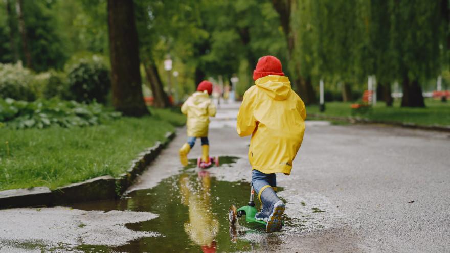 Погода в Салехарде: пасмурно и небольшой дождь