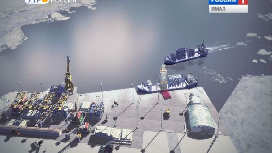 Расширены границы морского порта Сабетта