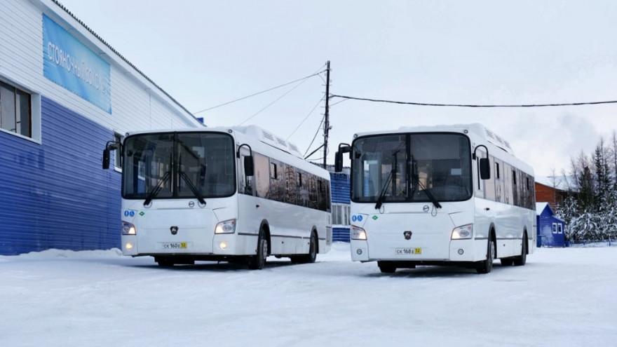 Школьникам Ноябрьска отменили бесплатный проезд в общественном транспорте