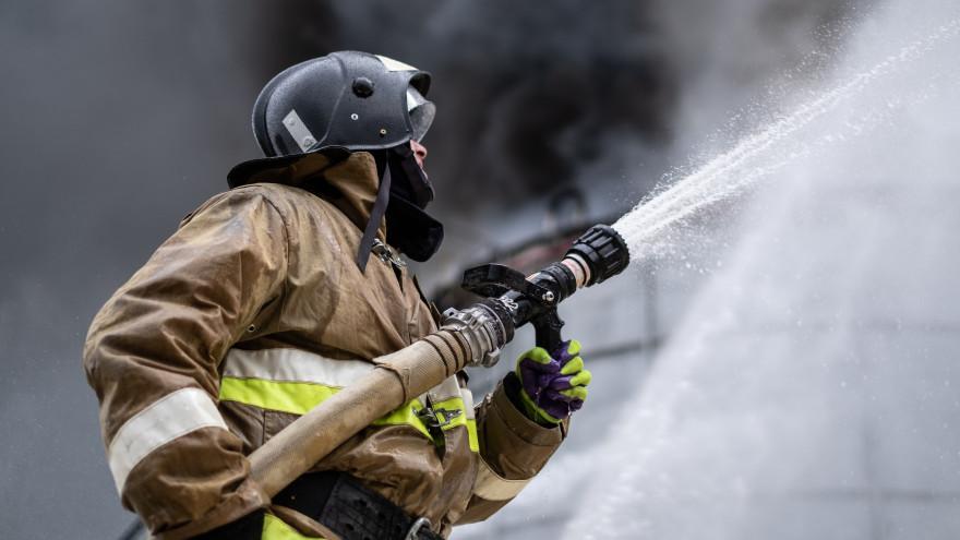 В Лабытнанги произошёл пожар в жилом многоквартирнике