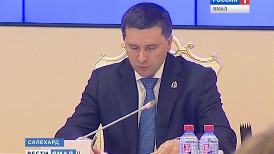 Дмитрий Кобылкин: Северный широтный ход можно построить за четыре года