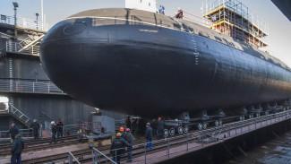 Невидимая для радаров, вооружённая смертоносными ракетами: в Петербурге спустили на воду новейшую субмарину