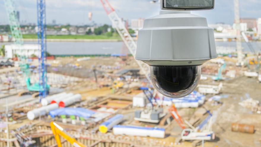 Наблюдение с неба: ход строительства ковид-госпиталей на Ямале будут контролировать видеокамеры