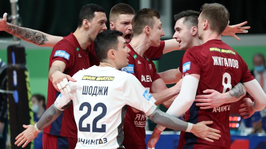 Борьба за «Финал шести»: новоуренгойский «Факел» обыграл АСК в первом матче плей-офф Суперлиги