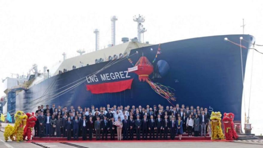 «Ямал СПГ» скоро получит последний в серии неледокольный газовоз LNG Megrez