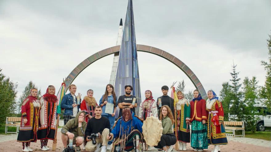 На Ямал приехали финалисты «ТопБЛОГ» и их популярные наставники